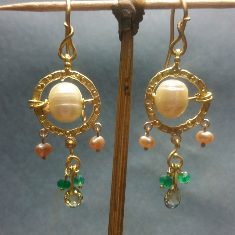Romanesque-Earrings